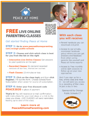 Click to learn more about FREE Live Online Parenting Classes
